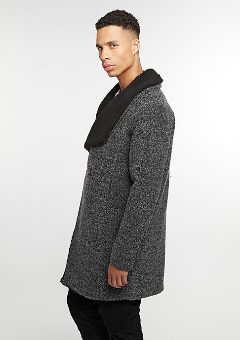 Black Kaviar Winterjacke Konye Tweed