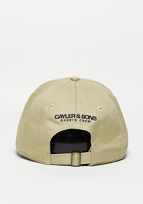 Cayler & Sons Dabbin Crew sand/multi