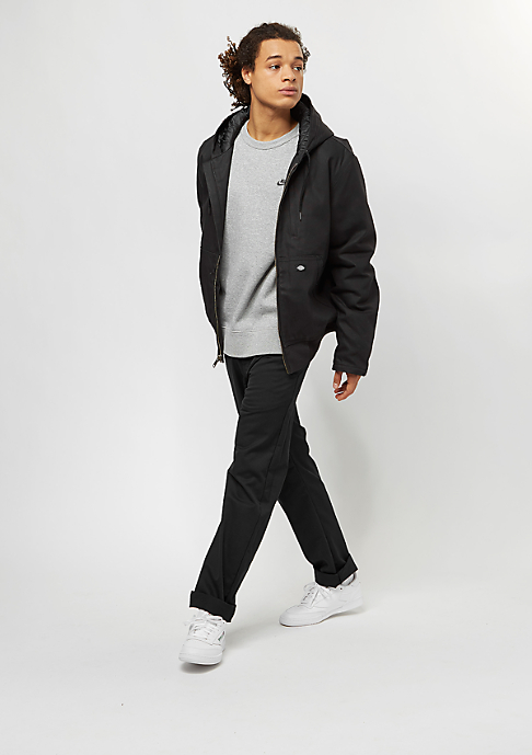 NIKE SB Icon Fleece dark grey heather/black