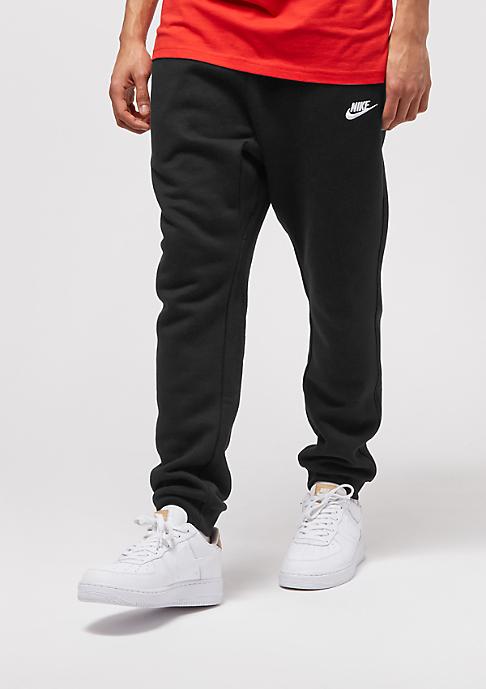 NIKE Trainingshose Sportswear Jogger black/white