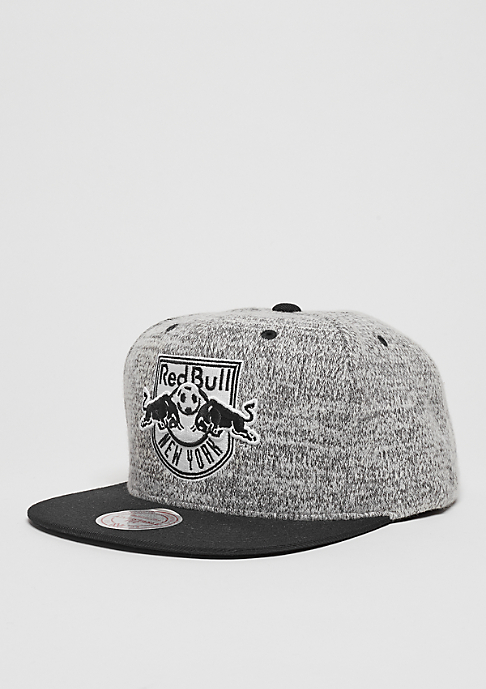 Mitchell & Ness Grey Duster MLS New York Red Bulls grey/black