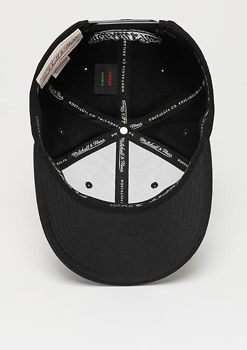 Mitchell & Ness Baseball-Cap 110 Script black/white