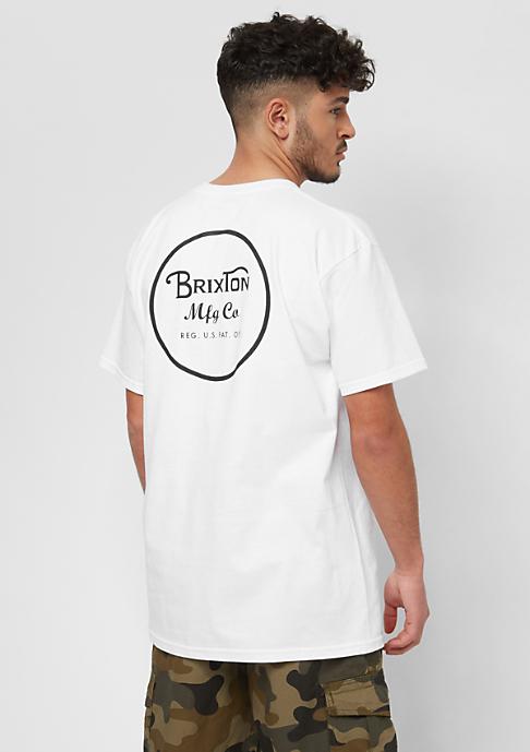 Brixton Wheeler II STND white