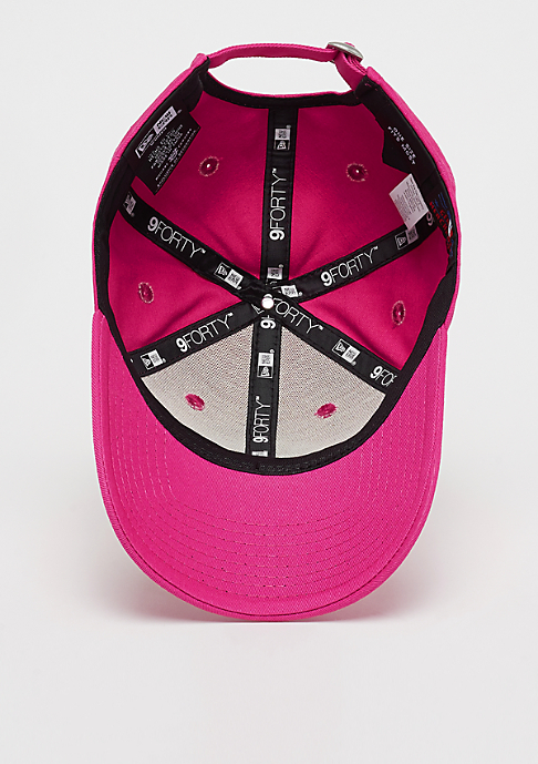 New Era 9Forty Fashion Essential MLB New York Yankees pink/white