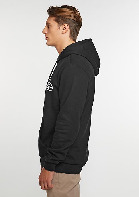 Pelle Pelle Hooded-Sweatshirt Back 2 The Basics black