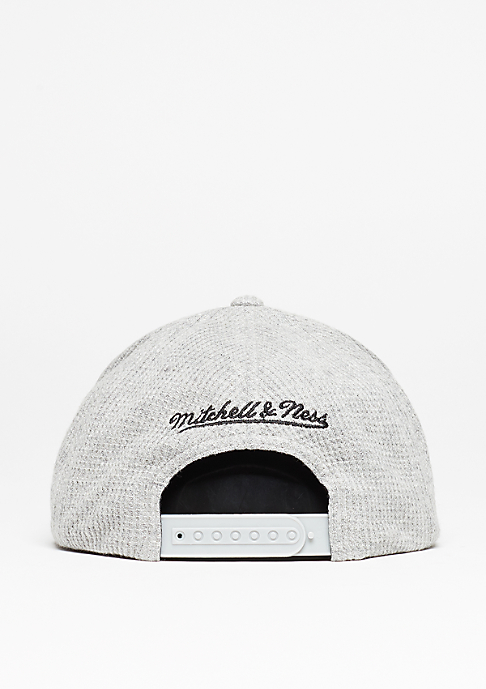 Mitchell & Ness Snapback-Cap Waffle NHL Los Angeles Kings grey