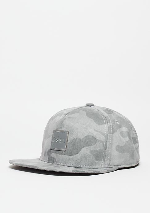 Cayler & Sons Snapback-Cap BL Millennivm stone camo/reflective grey