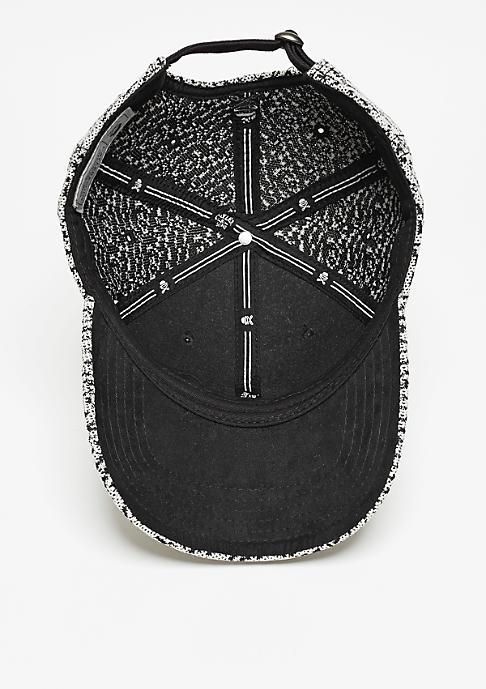 Cayler & Sons Snapback-Cap WL Curved Boost Vibez terrapin knit/black