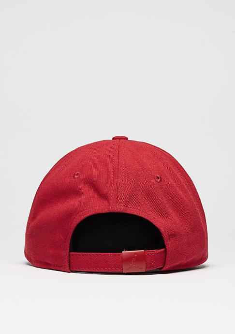 JORDAN Baseball-Cap Floppy H86 gym red/black