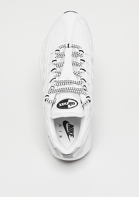 NIKE Air Max 95 white/black/black