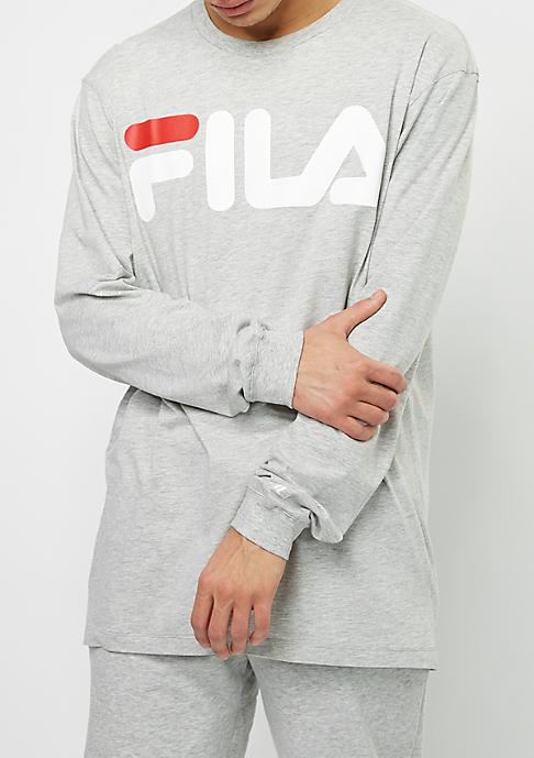 Fila Longsleeve Urban Line Basic Classic Logo light grey