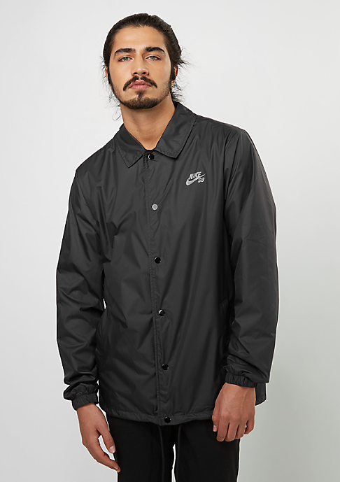 NIKE SB Übergangsjacke Coaches black/cool grey