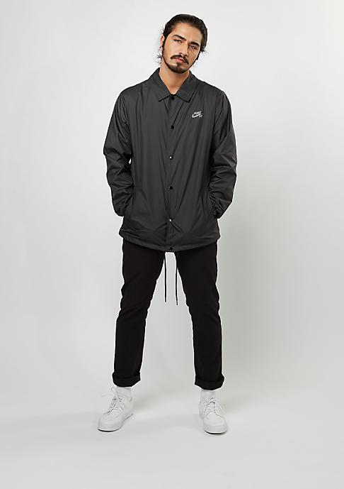 NIKE SB Übergangsjacke Coaches black/cool grey