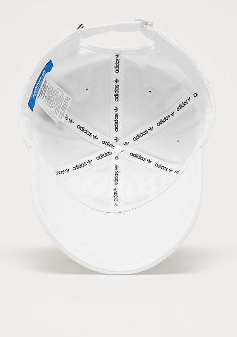 adidas Baseball-Cap Trefoil white