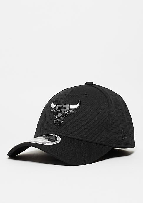 New Era Baseball-Cap 39Thirty Reflective Pack NBA Chicago Bulls black