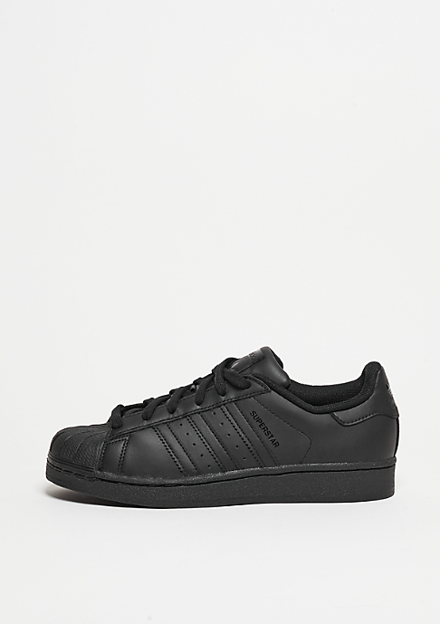 adidas Schuh Superstar Foundation black/black