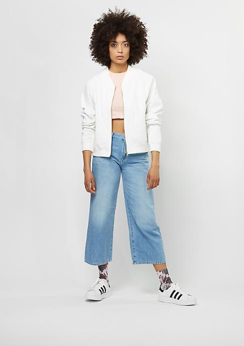 Flatbush Übergangsjacke Cotton Blouse white