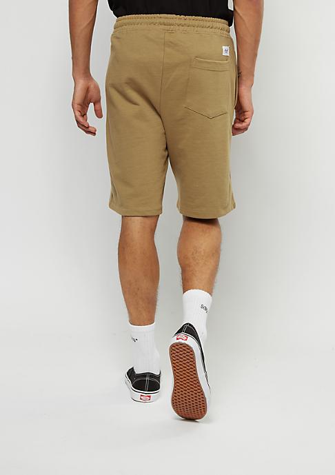 Reell Sport-Shorts sand