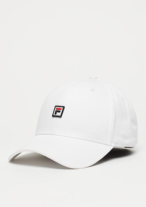 Fila Baseball-Cap Urban Line Basic 6 Panel Cap white