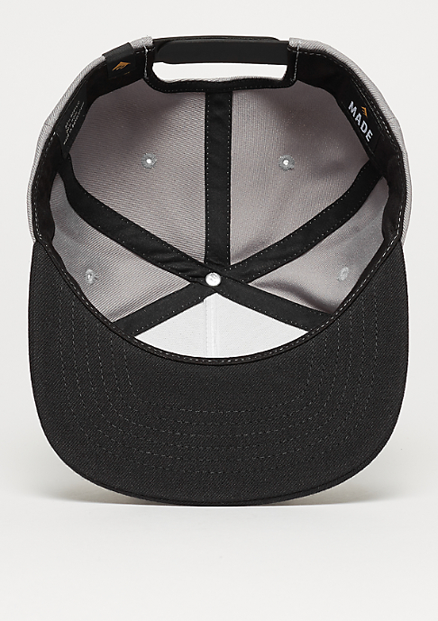 Emerica Snapback-Cap Pure grey/black