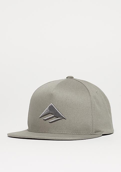 Emerica Snapback-Cap Triangle grey
