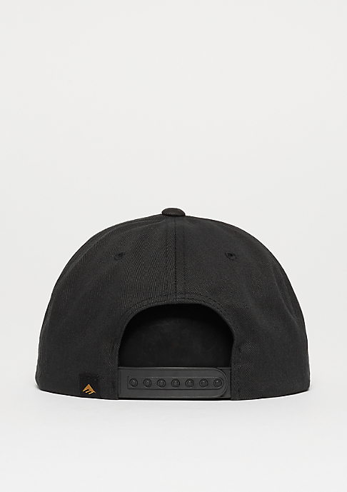 Emerica Snapback-Cap Triangle black/brown