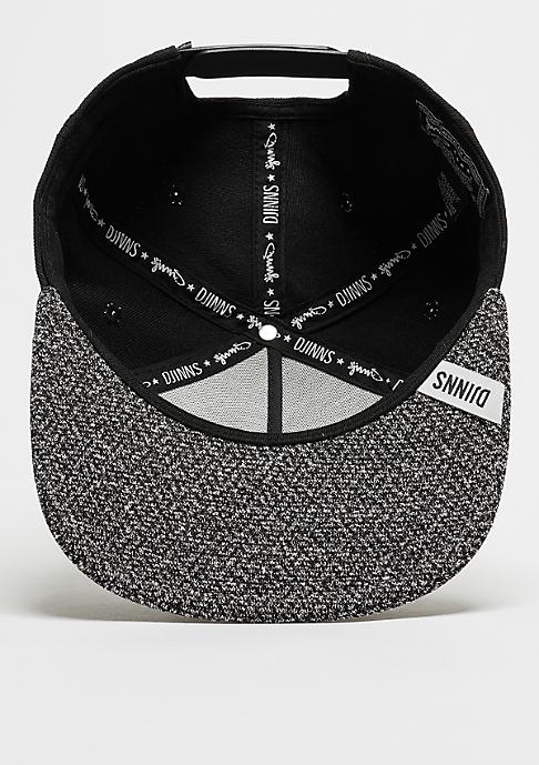 Djinn's Snapback-Cap Squeeze IV black