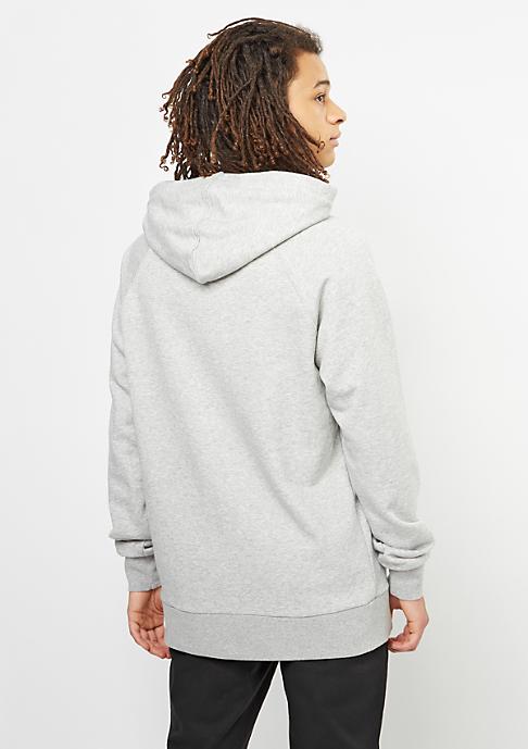 eS Hooded-Sweatshirt Script grey/heather