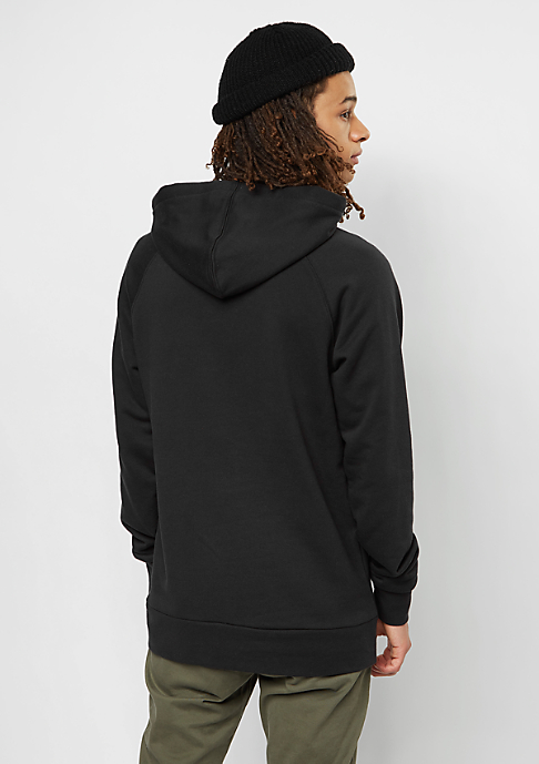 eS Hooded-Sweatshirt Script black