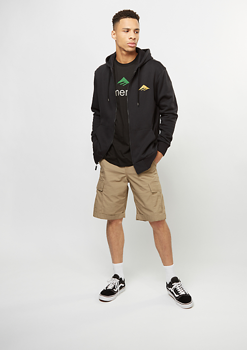 Emerica Hooded-Zipper Triangle black