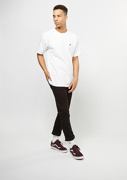 Emerica Triangle Embroidery white