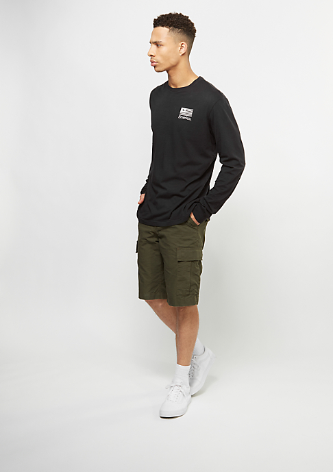 Emerica Longsleeve Pure Flag black