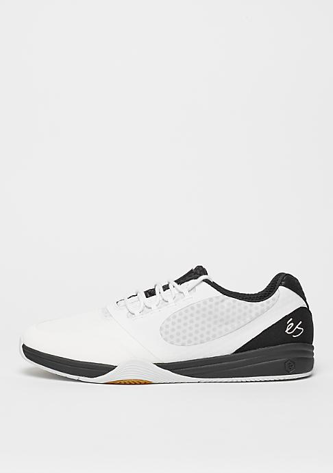 eS Skateschuh Sesla white/black