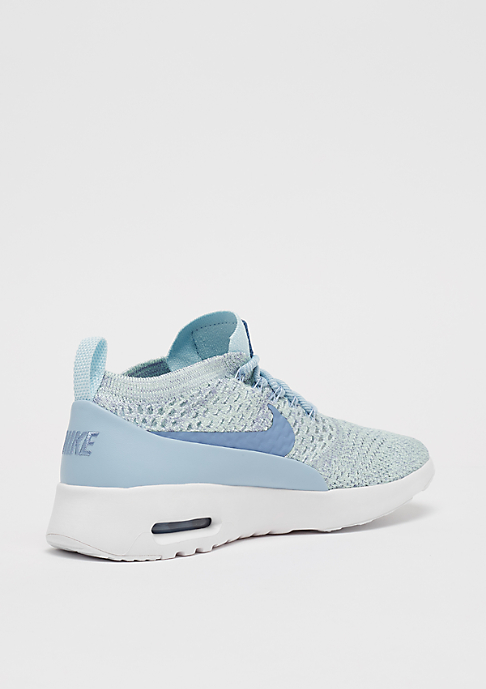 NIKE Air Max Thea Flyknit light armory blue/work blue/white