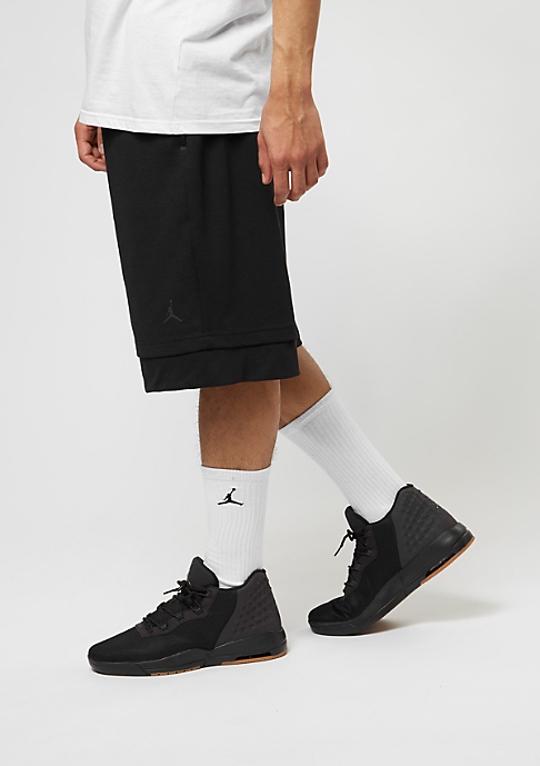 JORDAN Sport-Shorts 23 Lux black/black/black