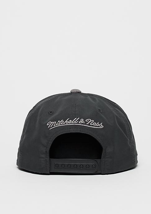 Mitchell & Ness Snapback-Cap Buttery NBA Chicago Bulls charcoal/grey