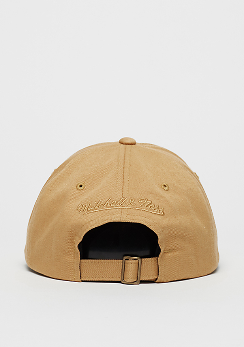Mitchell & Ness Baseball-Cap Chukker curry