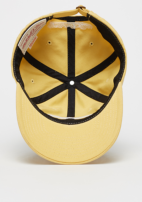 Mitchell & Ness Baseball-Cap Chukker lemon
