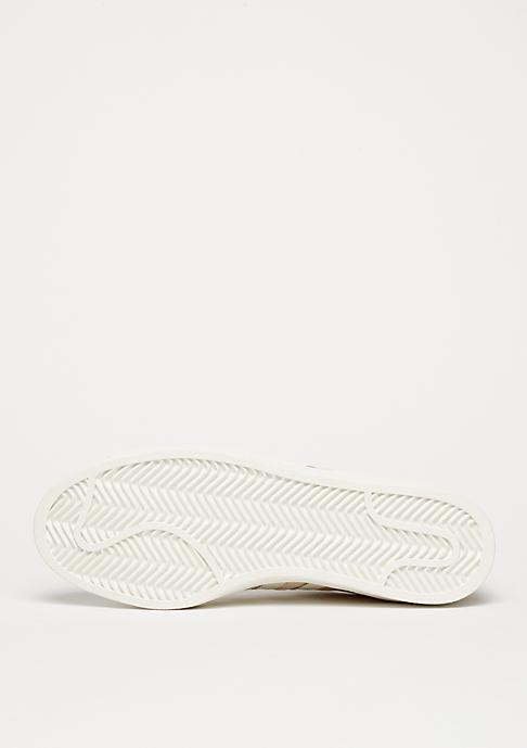 adidas Campus clear brown/off white/chalk white