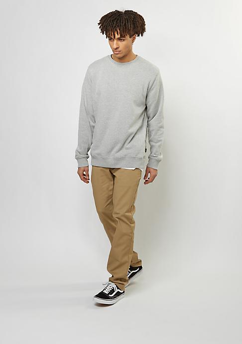 VANS Sweatshirt Core Basics Crew Fleece IV cement heather