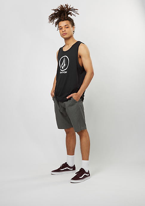 Volcom Chino-Shorts FRCKN MDRN Stretch charcoal heather