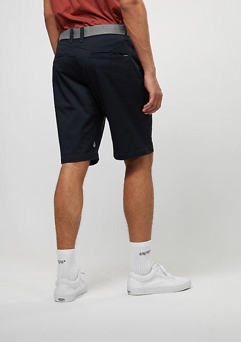 Volcom Chino-Shorts FRCKN MDRN Stretch dark navy