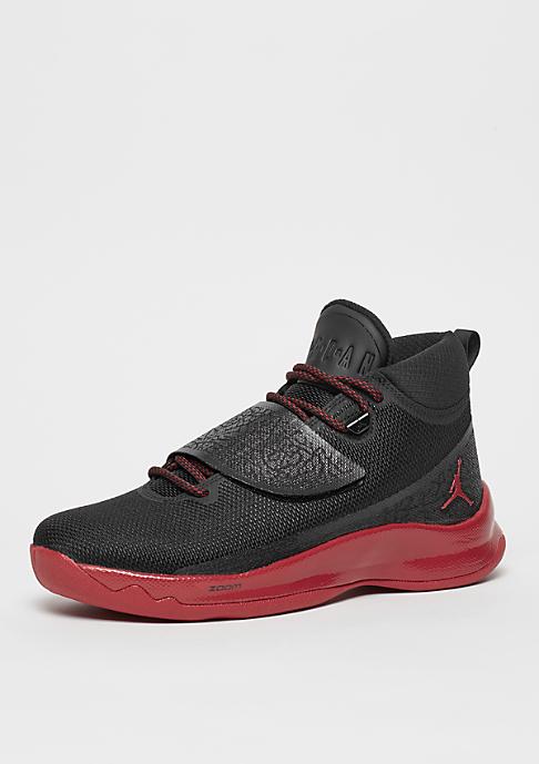 Jordan Basketballschuh Super.Fly 5 black/gym red/gym red