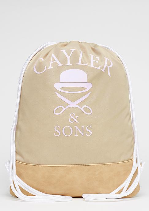 Cayler & Sons WL Gymbag Real Good sand