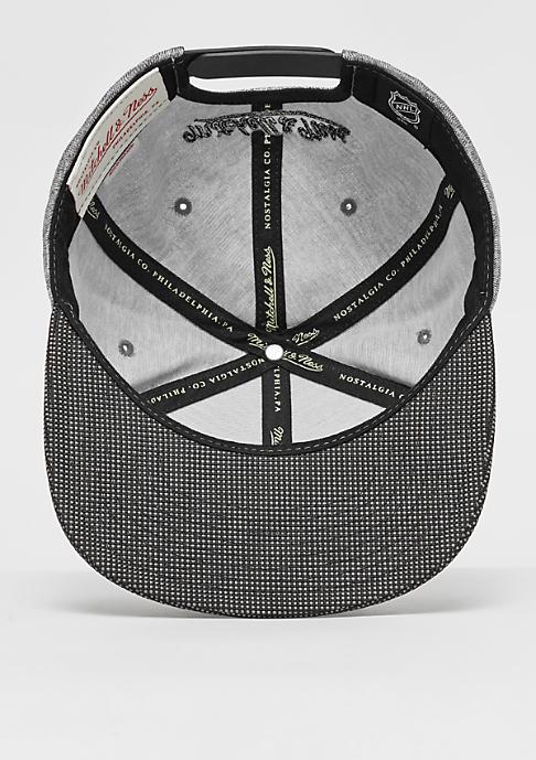 Mitchell & Ness Space Knit Crown NBA Chicago Blackhawks black