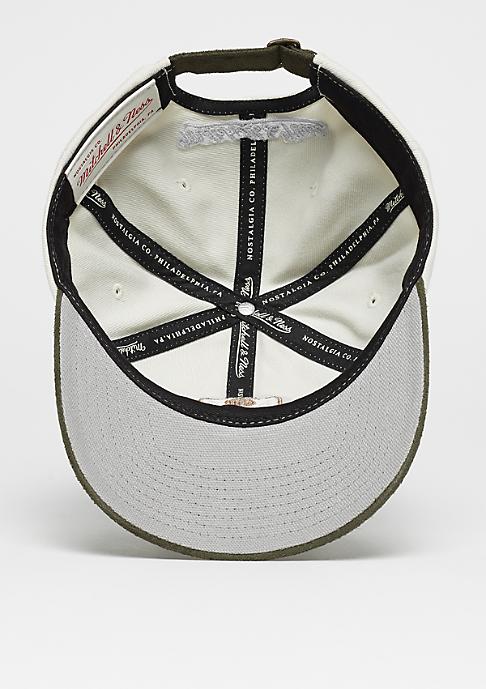 Mitchell & Ness Tennis Logo stone/olive