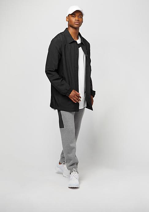 NIKE Jacket Woven Hybrid black/white/white