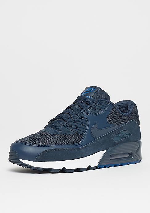 NIKE Air Max 90 Essential armory navy/armory navy/blue jay