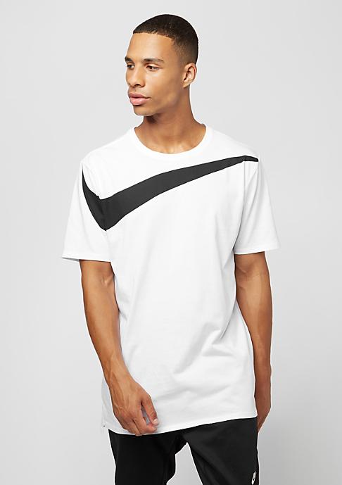 NIKE DRPTL Oversize Swoosh white/black