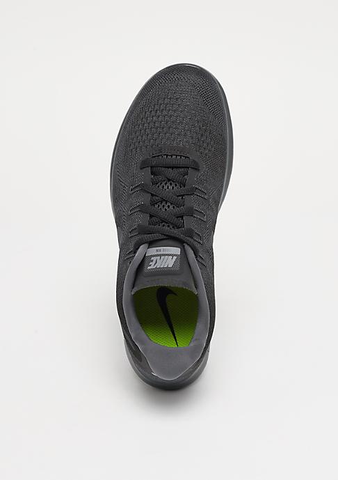 NIKE Running Wmns Free Run 2017 black/anthracite/dark grey